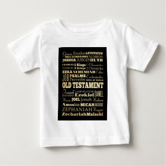 Christian Art - Books of the Old Testament. T-shirts
