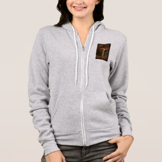 Christian art hoodie