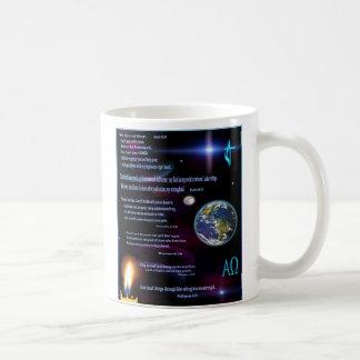 Christian art mug