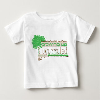 Christian baby t-shirt - Growing up