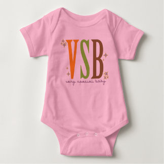 Christian Baby vest - VSB (Very Special Baby) T Shirt