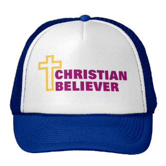 Christian Believer religious gift Mesh Hat