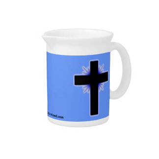 Christian Beverage Pitcher