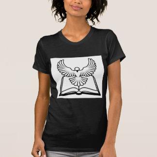 Christian Bible Dove Concept Tshirts