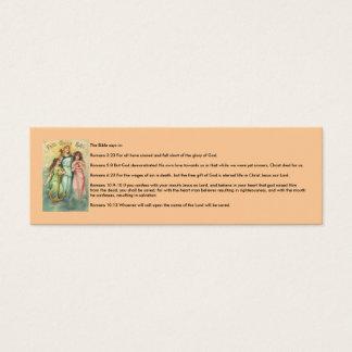 Christian Bible Tract 3 Card