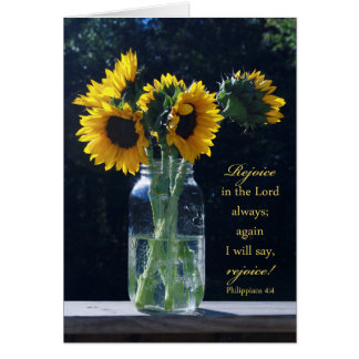 Christian Bible Verse Photo Inspirational Picture Card