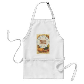 Christian Bible Verse Thanksgiving Adult Apron