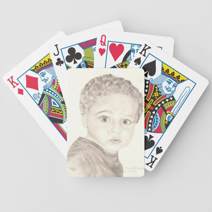Christian Bicycle Playing Cards