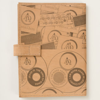 Christian Branded Leather Journal