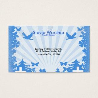 Christian Business Card