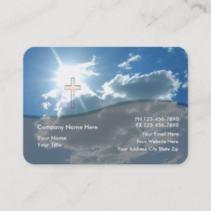 christian business cards - Christian Business Cards