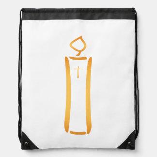 Christian Candle Backpacks