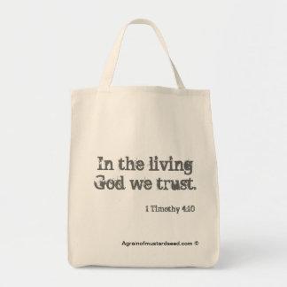 Christian Canvas Bag