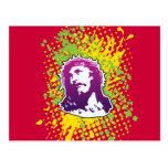 Christian card postcard