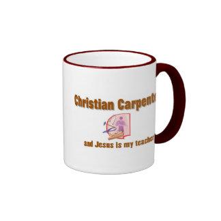 Christian Carpenter design Mugs