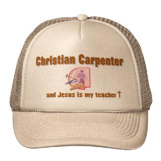 Christian Carpenter design Trucker Hat