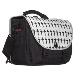 Christian Chic Pattern Bag Laptop Commuter Bag