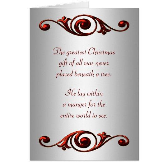 christian christmas cards  zazzle