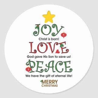 Christian Christmas Gifts on Zazzle
