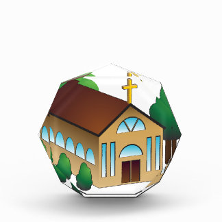 Christian Church Building Cartoon Award