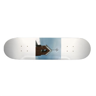 Christian Church Steeple Skateboard Deck