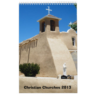 Christian Churches 2013 Calendar