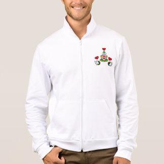 Christian Clown Sports Jacket