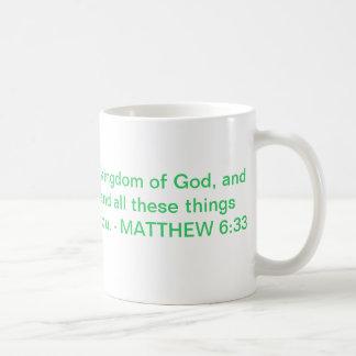 Christian Coffee Mug
