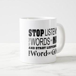 Christian Coffee Mug - Word of God
