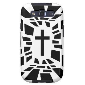 Christian Cross Galaxy SIII Cover
