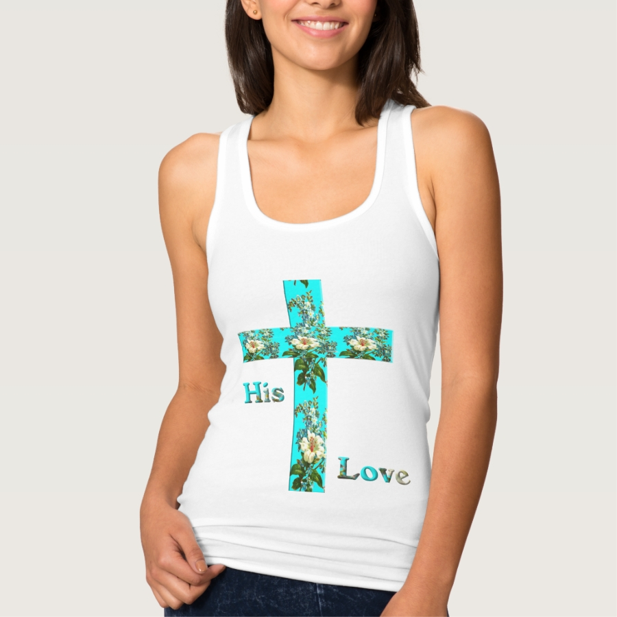 Christian cross clothing tank top - Best Selling Long-Sleeve Street Fashion Shirt Designs