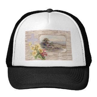 Christian Cross Daisy Sheep Shepherd Hats