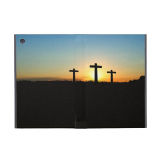 Christian Cross Easter Sunrise Device Case Covers For iPad Mini