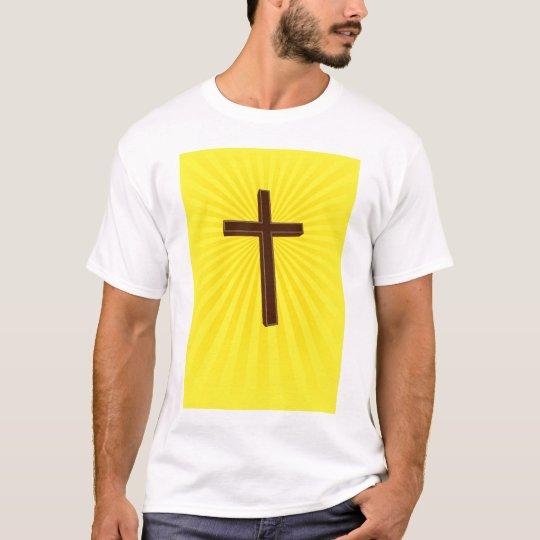 Christian Cross girl shirt