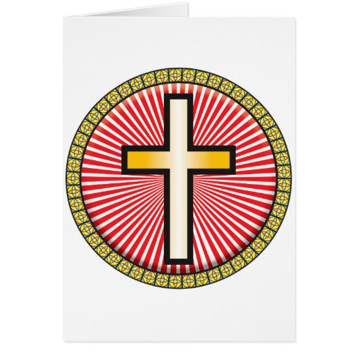 Christian Cross Icon Cards