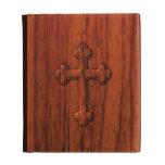 Christian Cross iPad Folio Cover