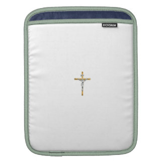 Christian Cross iPad Sleeve