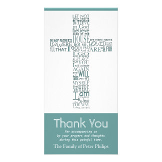 Thank you cards sympathy