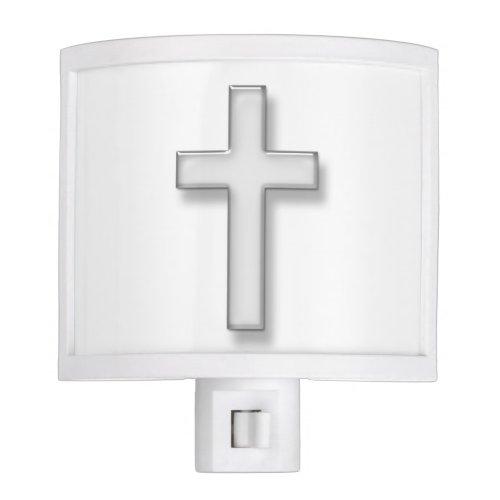 Christian Cross Night Light