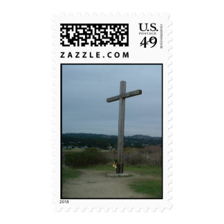 Christian Cross Postage