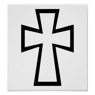 protestant cross posters protestant cross prints art