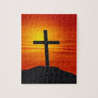 CHRISTIAN CROSS PUZZLE