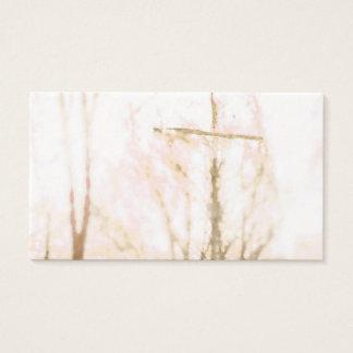 Christian Cross Religious Spiritual Business Cards