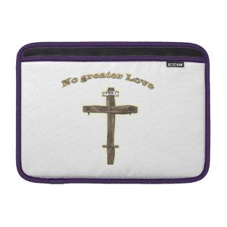 Christian cross sleeve for MacBook air