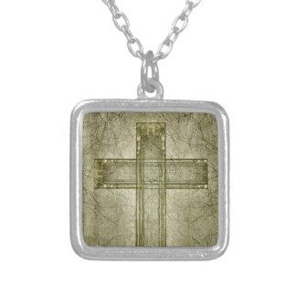 Christian Cross Symbol Artwork Pendant