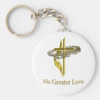 Christian crosses keychain