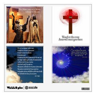 Christian Decals Wall Decor