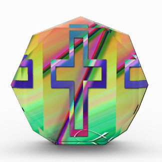 Christian Decoration Acrylic Award