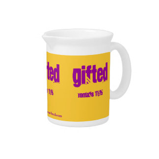 Christian Drink Pitcher