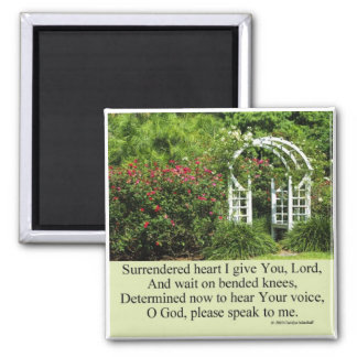 Christian Encouragement Magnet